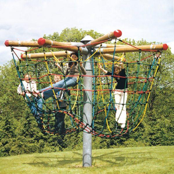 מגדל טיפוס מכבלים לפארק שעשועים, פיברן פיתוח מתקנים לגינות שעשועים