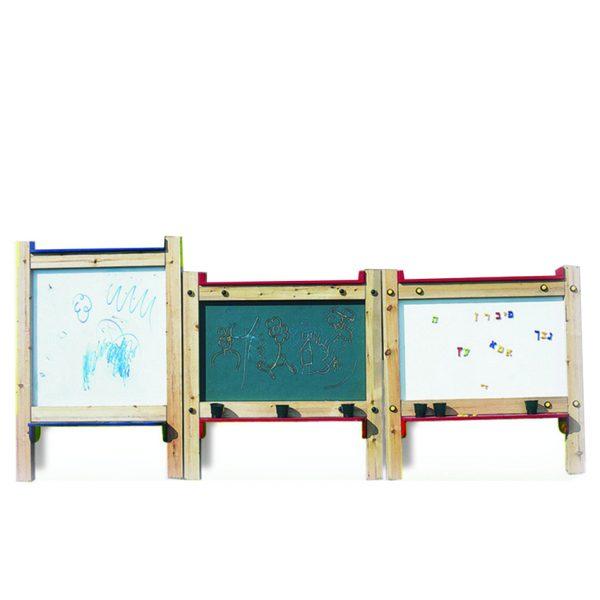 לוח משחק גדר פעילות ,פיברן מומחים בפיתוח מתקנים לגני שעשועים