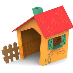 בית עץ לילדים לגני שעשועים, פיברן מומחים בפיתוח מתקני חצר לגני שעשועים