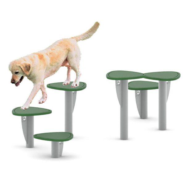 מתקן לאימון ואילוף כלבים פיברן מומחים בפיתוח ויצור של מתקנים לגני שעשועים