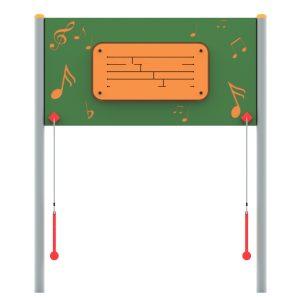 לוח משחק פעיל קופסאת הקשה 9755 ,פיברן מומחים בפיתוח מתקנים לגני שעשועים